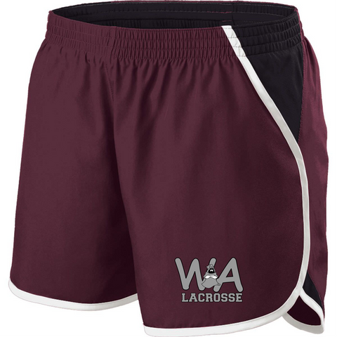 WA Lacrosse Womans Energize Shorts / Holloway 229325