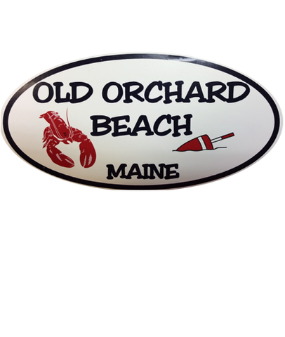 Old Orchard Beach Decal #1