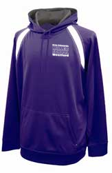 Miller School Performance Fleece Hoodie / Pennant 151