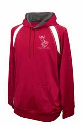 Robinson School Performance Fleece Hoodie / Pennant 151