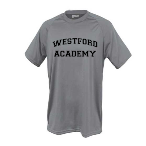 Westford Academy Power Tee Pennant 1001