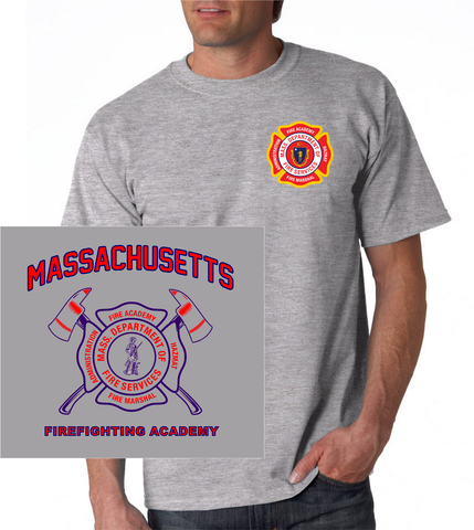 Massachusetts Spring Fire Academy Shirts / G200