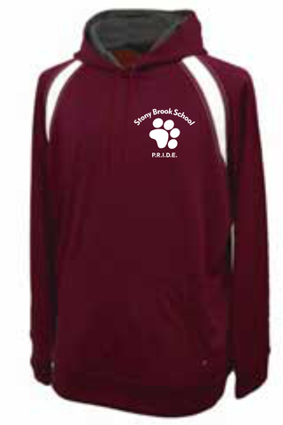 Stonybrook Middle School Performance Fleece Hoodie / Pennant 151