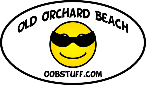 Old Orchard Beach Decal #3