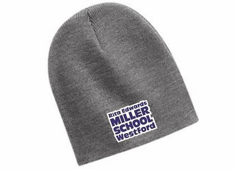 Miller School Beanie / UltraClub 8130