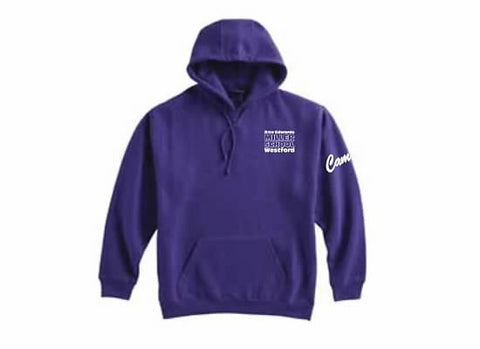Miller School Hooded Sweatshirt / Pennant 701