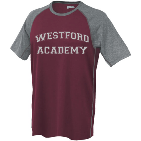 Westford Academy Clubsport Tee Pennant 128