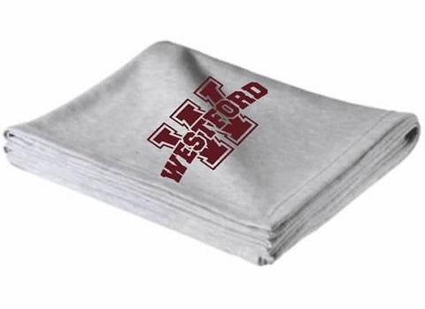 Westford Sweatshirt Blanket / Sport-Tek BP60