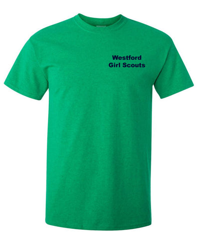 Westford Girl Scouts Cotton T-Shirt