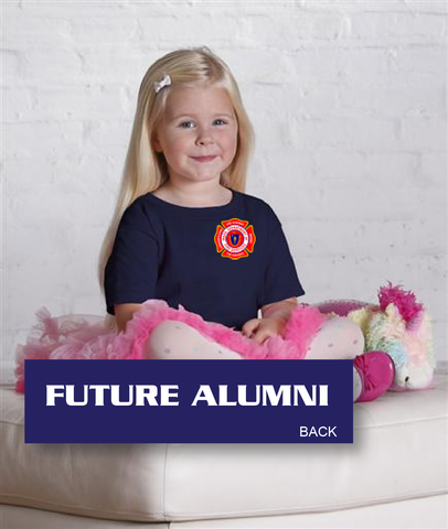 Massachusetts Fire Academy Future Alumni Toddler T-Shirt / Gildan 5100P