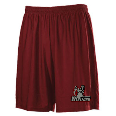 Westford Youth Lacrosse Basic Training Shorts / Power-Tek 10132