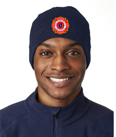 Massachusetts Fire Academy Beanie