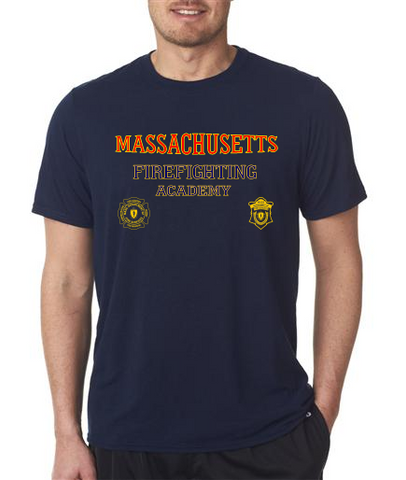 Massachusetts Fire Academy Power Tee Performance T-Shirt / Pennant 1001