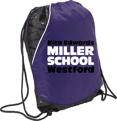 Miller School Cinch Bag / Sport-Tek BST600