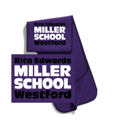 Miller School Fleece Scarf / Port Authority® R-Tek®  FS01