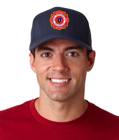 Massachusetts Fire Academy Baseball Cap / Pacific Headwear 801F