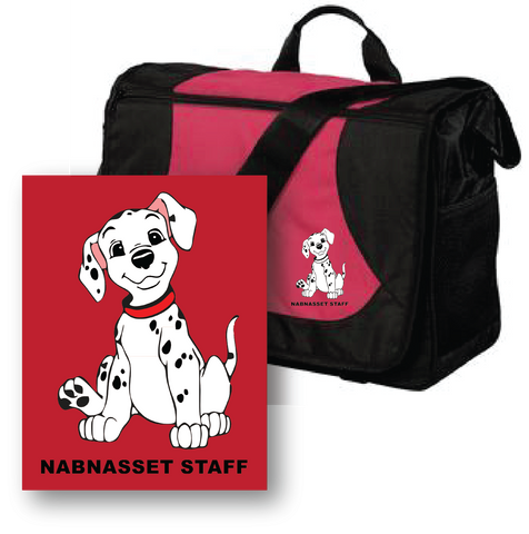 Nabnasset STAFF Midcity Messenger Bag / Port Authority® BG78