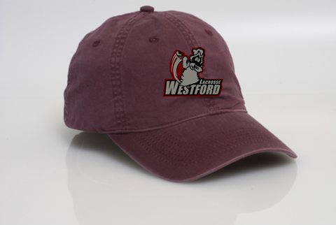 "Westford Youth Lacrosse Stylish ""Easy Fit"" Cap / Pacific Headwear V57"