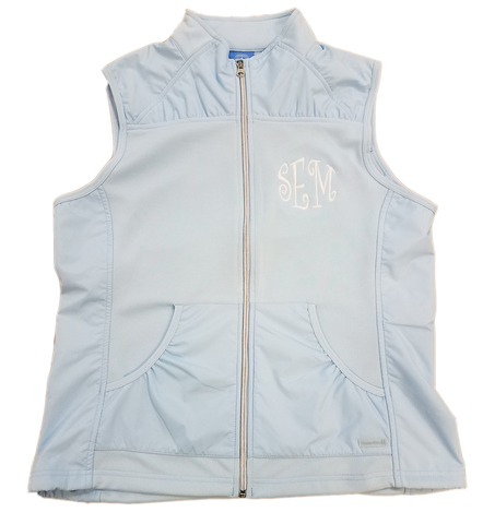Ladies Breeze Vest / Charles River 5195