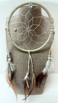 "5"" Dream Catcher - Tan"