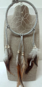 "5"" Dream Catcher - Gray"