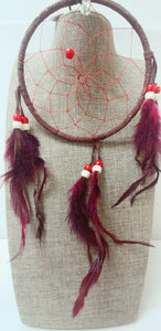 "5"" Dream Catcher - Dark Brown"
