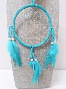 "4"" Dream Catcher - Teal / Turquoise"