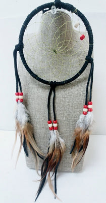 "6"" Dream Catcher - Black"