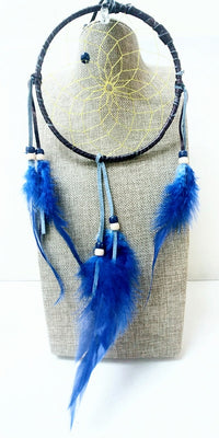 "6"" Dream Catcher - Smooth Black/Brown"