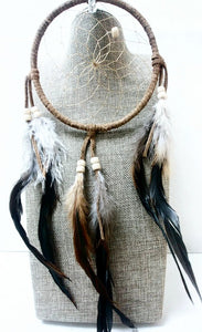 "6"" Dream Catcher - Brown"