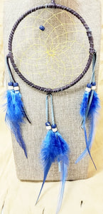 "5"" Dream Catcher - Brown/Black"
