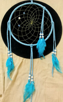 "9"" Dream Catcher - Turquoise"