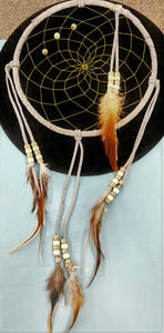 "9"" Dream Catcher - Gray"