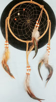 "9"" Dream Catcher - Brown"