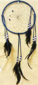 "9"" Dream Catcher - Navy"