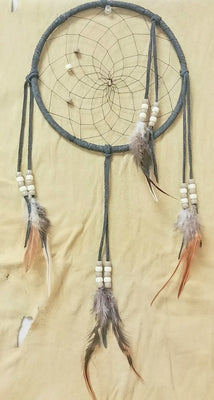 "9"" Dream Catcher - Dark Gray"