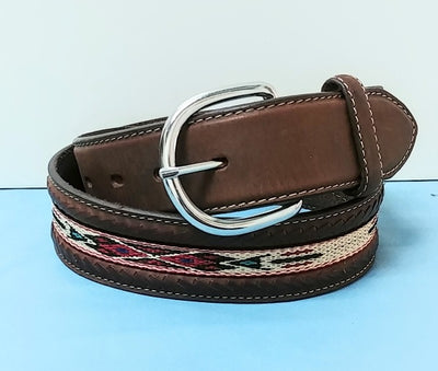 Leather Belt - 5A109