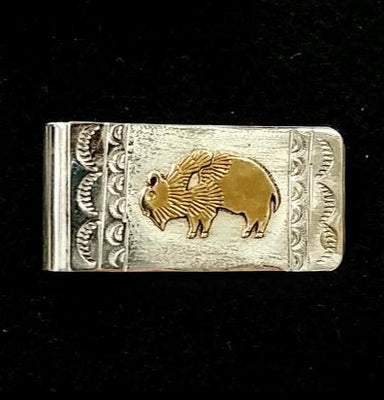 Buffalo Money Clip