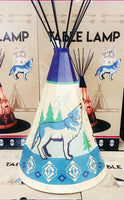 Table Lamp - Wolf