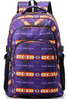 Utility Backpack - Purple
