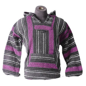 Baja Hooded Pullover