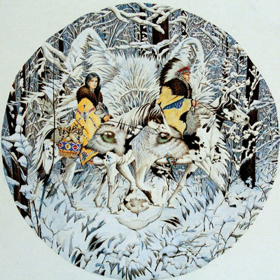 Keep of the Wolf Jigsaw Puzzle