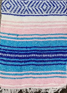 Falsa Blanket Pink + Blue
