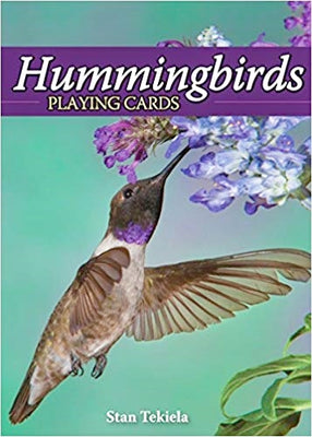 Playing Cards - Hummingbirds