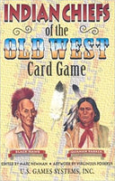Indian Chiefs of the Old West Card Game