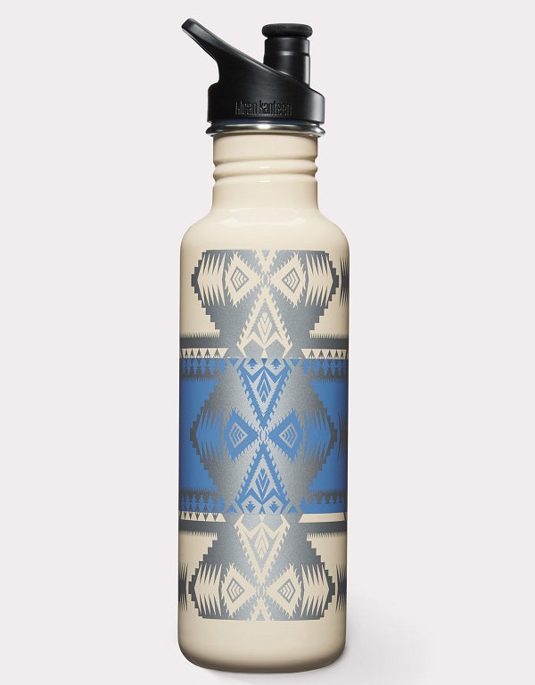 Pendleton Water Bottle - Silver Bark