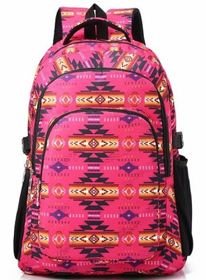 Utility Backpack - Hot Pink