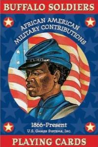 Buffalo Soldiers: Playing Cards