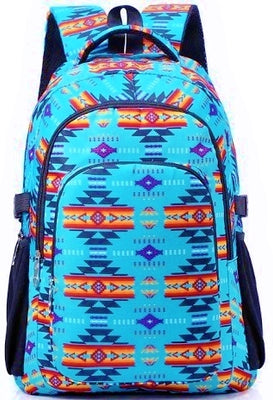 Utility Backpack - Turquoise