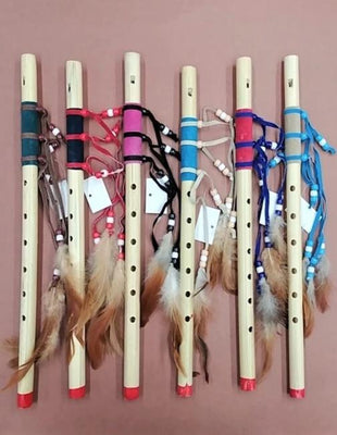 Toy Bamboo Flutes